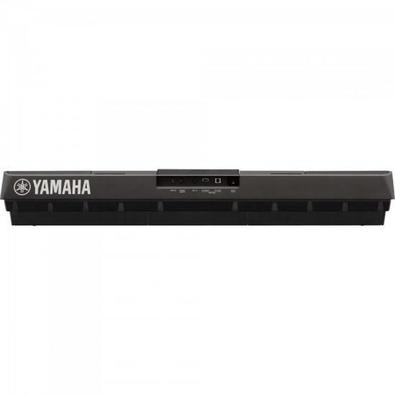 Teclado Musical Yamaha 61 Teclas, Com Fonte, Preto -  Psr E463