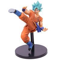 Son Goku Fess God Blue Dragon Ball Super Bandai Banpresto