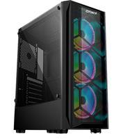 Computador Gamer Fácil Intel Core i5 10400f, 8GB, GTX 1050Ti 4GB, SSD 480GB, Fonte 500W