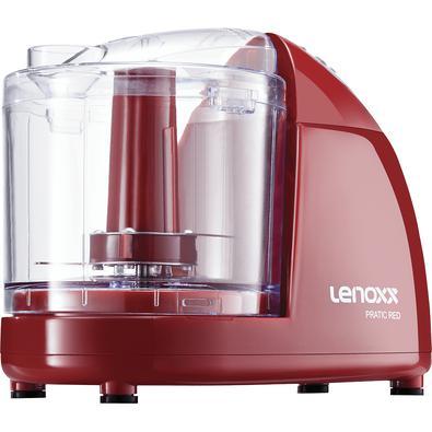 Mini Processador Lenoxx Pratic Red, 110V - Pmp435