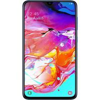 Usado: Samsung Galaxy A70 128GB, Azul, Muito Bom