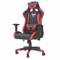 Cadeira Gamer Pro Eaglex Reclinável Giratória Vermelho