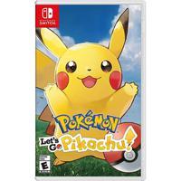Pokemon: Let´s Go Pikachu - Switch