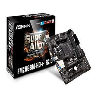 Placa Mãe Asrock para AMD FM2A68M-HD+ R2.0 Fm2+