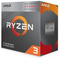 Processador AMD LGA AM4 Ryzen 3 3200G 3.6GHz 6Mb Radeon RX Vega8- YD3200C5FHBOX
