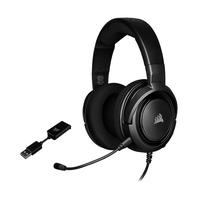 Headset Gamer Corsair HS45, 7.1, com Fio, Preto - CA-9011220-NA