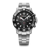 Relógio Masculino Seaforce Chrono Preto