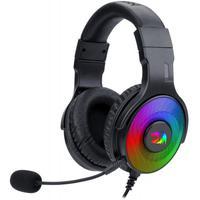 Headset Gamer Redragon Pandora 2, Rgb, Drivers 50mm, Preto