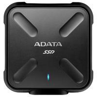 SSD, External Solid, ASD700, 256GB, ADATA, ASD700-256GU31-CBK
