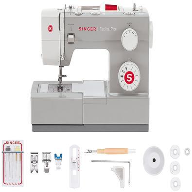 Máquina De Costura Singer Doméstica Facilita Pro 4411 220v