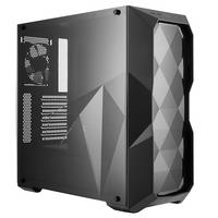 Gabinete Gamer, Cooler Master, Masterbox, TD500L 1 Fan, Black, MCB-D500L-KANN-S00