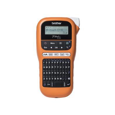 Rotulador Eletrônico Portátil Brother Pte110