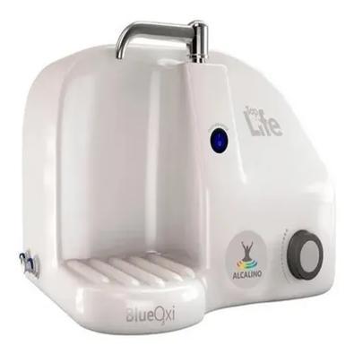 Purificador Água Natural Alcalina E Ozonizada Branco