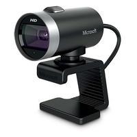 Microsoft Webcam Cinema, Usb, Preta - H5D00013
