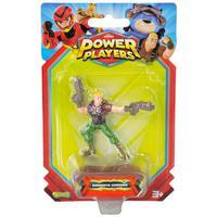 Mini Figura - 5cm - Power Players - Sarge - Sunny