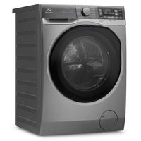 Lava e seca 11kg/7kg electrolux prata ultimate care inverter com wi-fi e água quente/vapor (lsw11) 220v