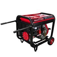 Gerador De Energia A Diesel, 8 Kva, Trifásico 110/220v Partida Elétrica - Nd8000e3 - Nagano
