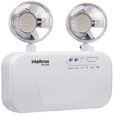 Bloco de Iluminação de Emergência Intelbras - BLA 2200