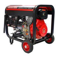 Gerador De Energia A Diesel, 8 Kva, Monofásico Partida Elétrica - Nd8000e - Nagano
