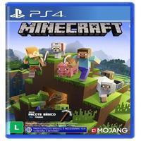 Jogo Ps4 Minecraft Starter Collection - Sony