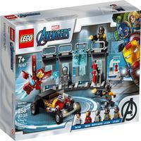 Lego Marvel - Base Do Homem De Ferro - 76167
