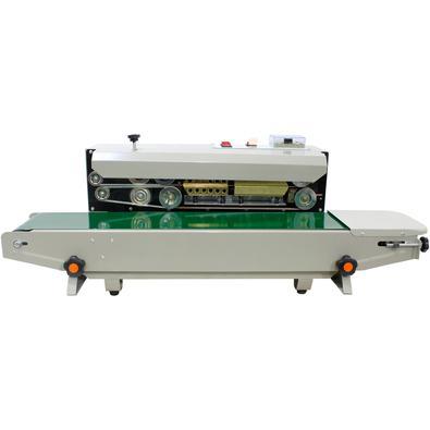 Seladora Horizontal Automática Contínua Com Datador - 220v - Nagano