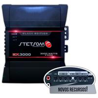 Modulo Amplificador Stetsom Ex-3000 Black Edition Modulo Amplificador Stetsom Ex-3000 Black 2ohms