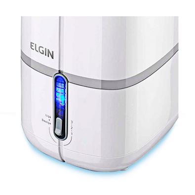 Umidificador de Ar Ultrassonico Bivolt Elgin Branco - 45UNZN02N0NA