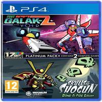 Galak-z: The Void & Skulls Of The Shogun: Bone-a-fide Edition - Platinum Pack - Ps4