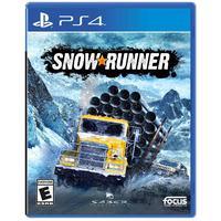 Snowrunner   - Ps4