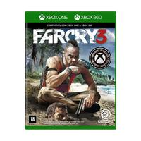 Jogo Far Cry 3 - Xbox 360 E Xbox One