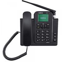 Telefone Rural Intelbras Cfw 8031 3g Com Roteador Wifi