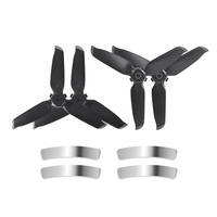 Kit De Hélices Para Drone Dji Fpv - Sunnylife Cor Prata