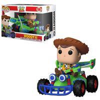 Boneco Funko Pop Toy Story Woody With Rc 56
