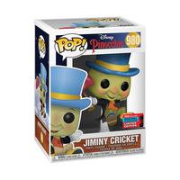 Boneco Funko Pop Disney Pinocchio Jiminy Cricket 980