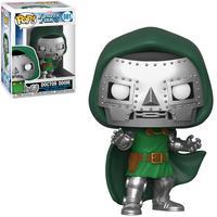 Boneco Funko Pop Marvel Fantastic Four 4 Doctor Doom 561