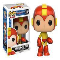 Boneco Funko Pop Megaman Fire Storm 102
