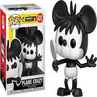Boneco Funko Pop Disney Mickey 90th Plane Crazy 431