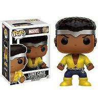 Boneco Funko Pop Marvel Luke Cage Power Man 189