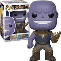 Boneco Funko Pop Marvel Infinity War Thanos 289