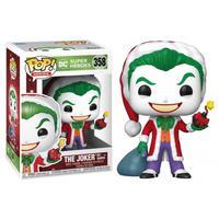 Boneco Funko Pop Heroes Holiday The Joker 358