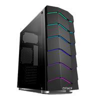 Pc Gamer Fácil Amd Ryzen 5 3600 8gb Ddr4 Gt 420 4gb 128 Bits Hd 500gb Fonte 500w