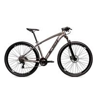 Bicicleta Alum 29 Ksw Cambios Gta 27 Vel Freio Disco Hidráulica E Trava - 15.5'' - Grafite/preto Fosco
