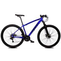 Bicicleta Aro 29 Dropp Z1x 21v Shimano, Susp E Freio A Disco - Azul/preto - 15''