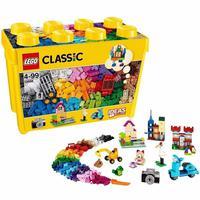 Lego Classic Caixa De Peças Criativas 790 Peças - 10698