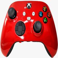 Controle Xbox Séries X/s, Competitivo, Alta Performance, Red