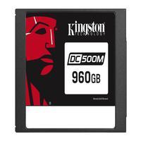 SSD Servidor 960GB Kingston, Sata III 6GB por seg. - SEDC500M-960G