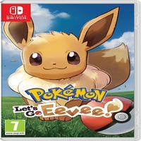 Pokemon: Lets Go Eevee - Switch