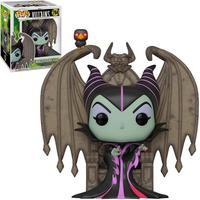 Boneco Funko Pop Disney Maleficent With Throne 784