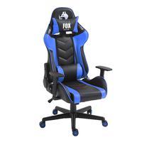 Cadeira Gamer Fox Racer Fennec - Azul